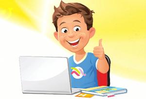 Школота в онлайн-играх