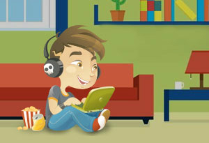 Мой ребенок играет в компьютерные игры, что делать?